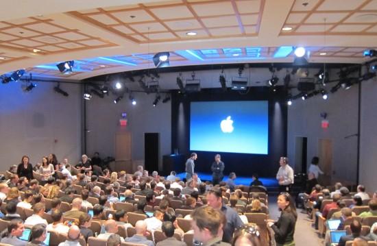 shtab kvartira kompanii Apple