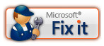 Microsoft-Fix it