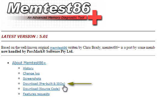 Download-Memtest86