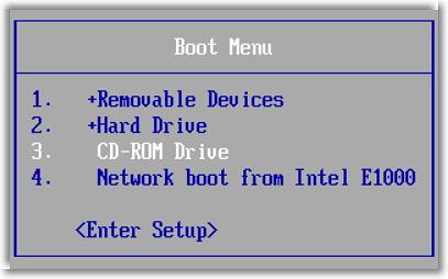 boot-menu