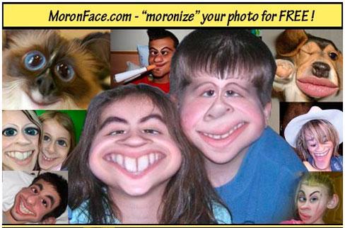 Moron-Face
