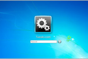 Как поменять экран приветствия в windows 7