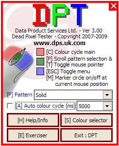 Dead-Pixel-Tester
