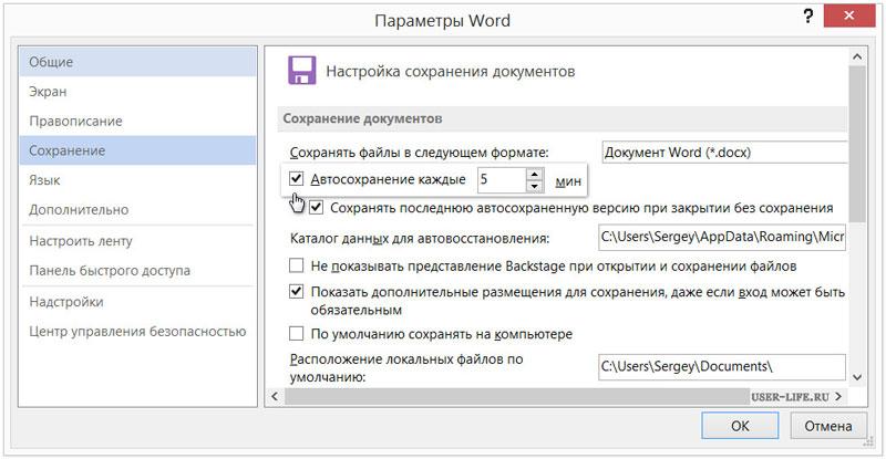 avtosokhraneniye-word